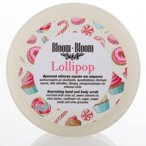 Body Scrub Lollipop