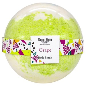 Bath bomb Grape