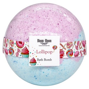 Bath bomb Lollipop