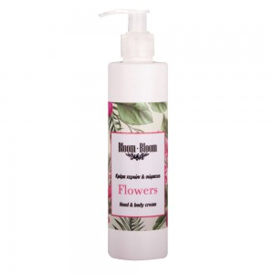 Hand & Body lotion Flowers