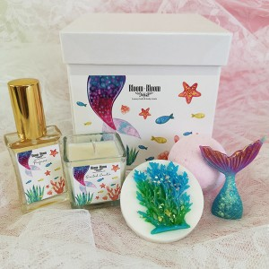 Gift set Mermaid