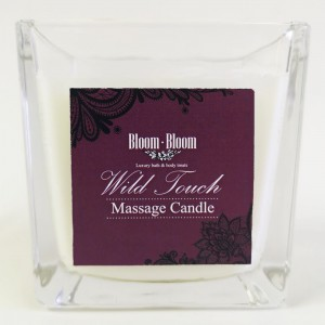VD113 Massage candle  Wild Touch